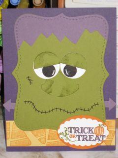 Frankenstein Sizzix