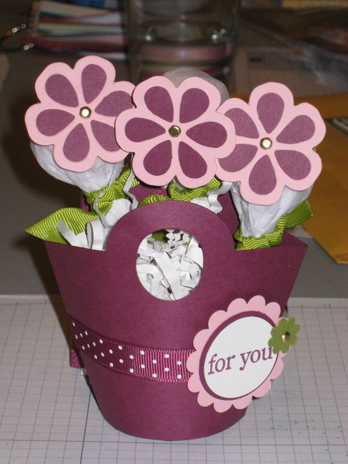 Baskets & Blooms Sizzix Die