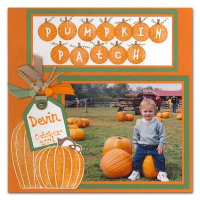 Pumpkin Medium Web view